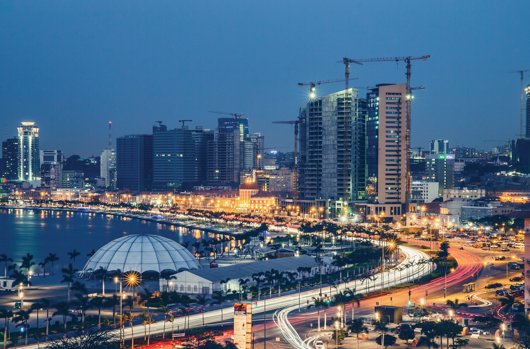 Luanda City