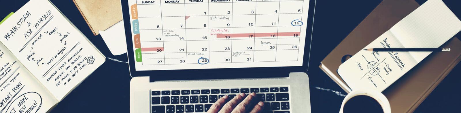 Days Months Dates in English