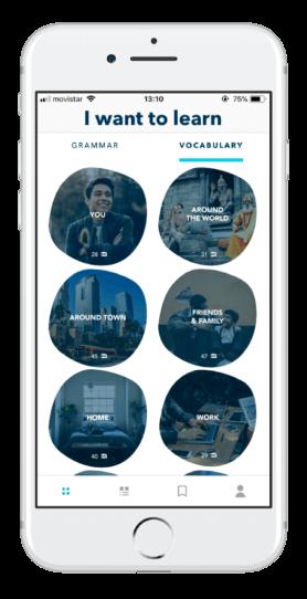 Say Hello - English learning mobile app - Wall Street English