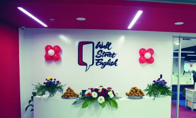 Wall Street English Opens New Office in Chennai